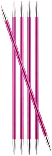 KnitPro Zing Sokkennaalden 20cm 5mm