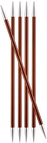 KnitPro Zing Sokkennaalden 20cm 5,5mm