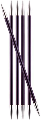 KnitPro Zing Sokkennaalden 20cm 6mm