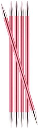 KnitPro Zing Sokkennaalden 20cm 6,5mm