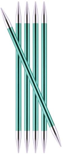 KnitPro Zing Sokkennaalden 20cm 8mm