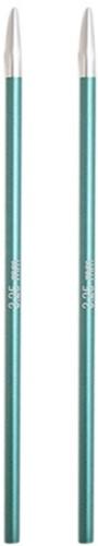 KnitPro Zing Verwisselbare Rondbreinaalden 3,25mm
