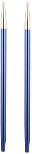 KnitPro Zing Verwisselbare Rondbreinaalden 4,5mm