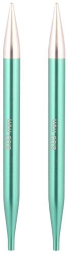 KnitPro Zing Verwisselbare Rondbreinaalden 8mm